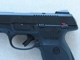 2014 Ruger Model SR45 Blackened Alloy .45 ACP Pistol w/ Original Box, Manual, Etc.** Minty Example of Discontinued Model ** - 5 of 25