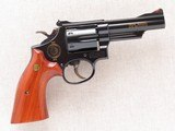 Smith & Wesson Model 19 Texas Ranger Commemorative with Knife, Cal. .357 Magnum, Cased, Manufactured in 1973 only SOLD - 5 of 13