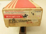 1981 Vintage Winchester Model 70 XTR Featherweight Rifle in .30-06 Caliber w/ Original Box, Manual** Minty Test-Fired Only Rifle! **SOLD - 2 of 25