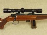 1976 Vintage Remington Model 541-S Custom Sporter .22 Rifle w/ 4X Redfield Scope** Absolute Beauty!! ** - 1 of 25