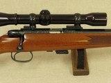 1976 Vintage Remington Model 541-S Custom Sporter .22 Rifle w/ 4X Redfield Scope** Absolute Beauty!! ** - 3 of 25