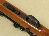 1976 Vintage Remington Model 541-S Custom Sporter .22 Rifle w/ 4X Redfield Scope** Absolute Beauty!! ** - 21 of 25