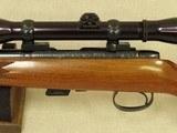 1976 Vintage Remington Model 541-S Custom Sporter .22 Rifle w/ 4X Redfield Scope** Absolute Beauty!! ** - 9 of 25