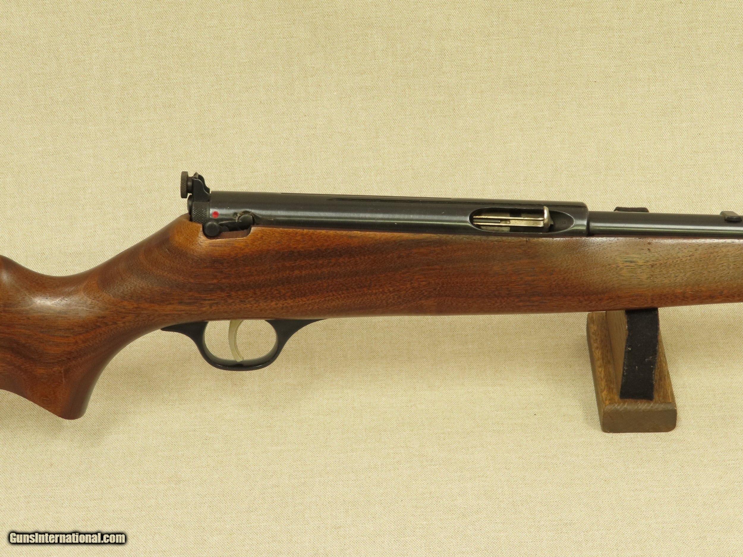 1950's Vintage Marlin Model 98 Semi-Auto  22 Rifle ** Scarce Model