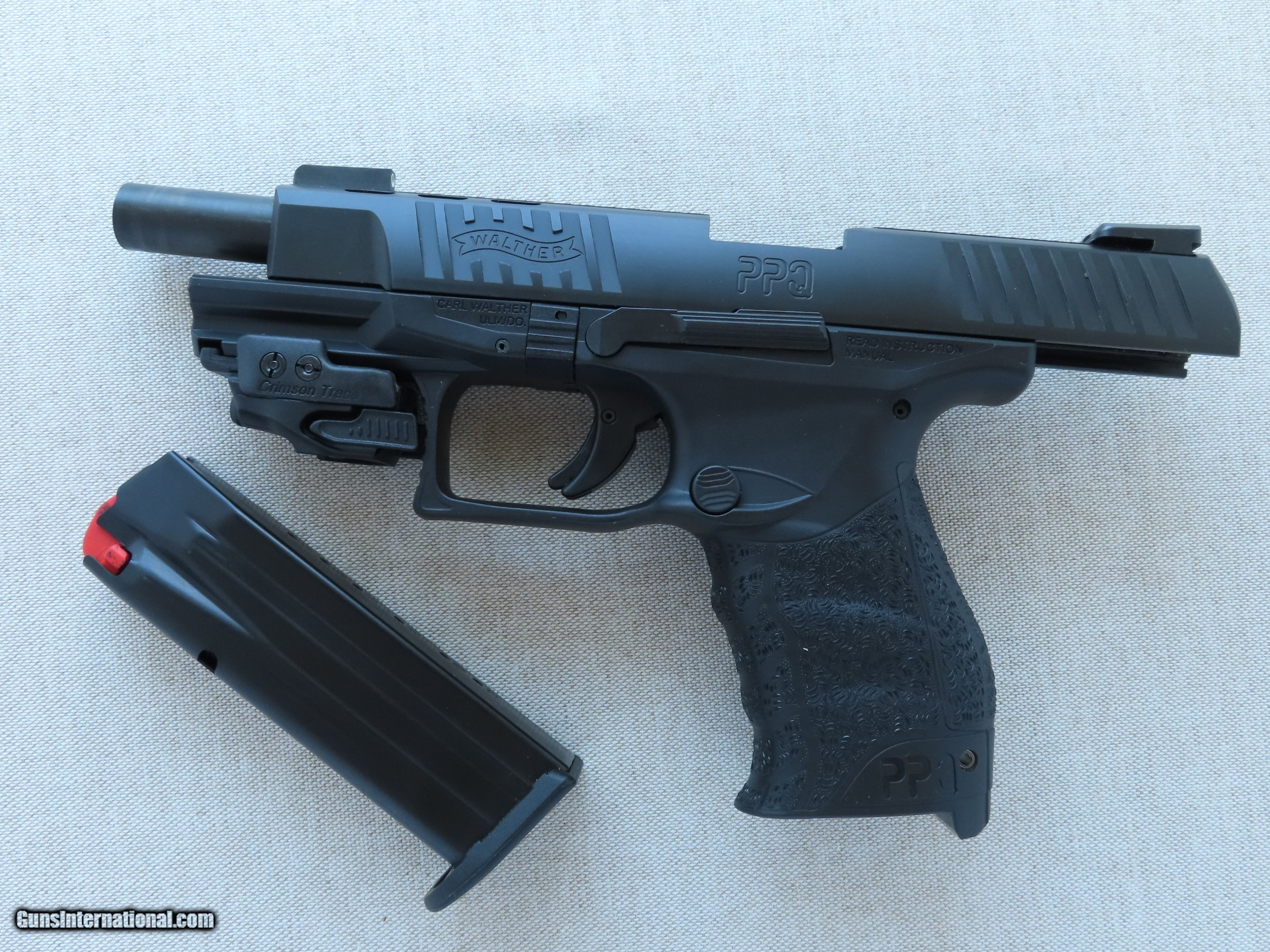 2014 Walther PPQ M2 5