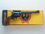 "1979 Vintage Ruger New Model Blackhawk in .30 Carbine Caliber w/ 7.5"" Inch Barrel** Nice Very Lightly Used Gun **"