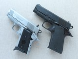 Llama Mini Max .45ACP (SOLD) & Llama Mini Max .45ACP Sub-Compact Pistols