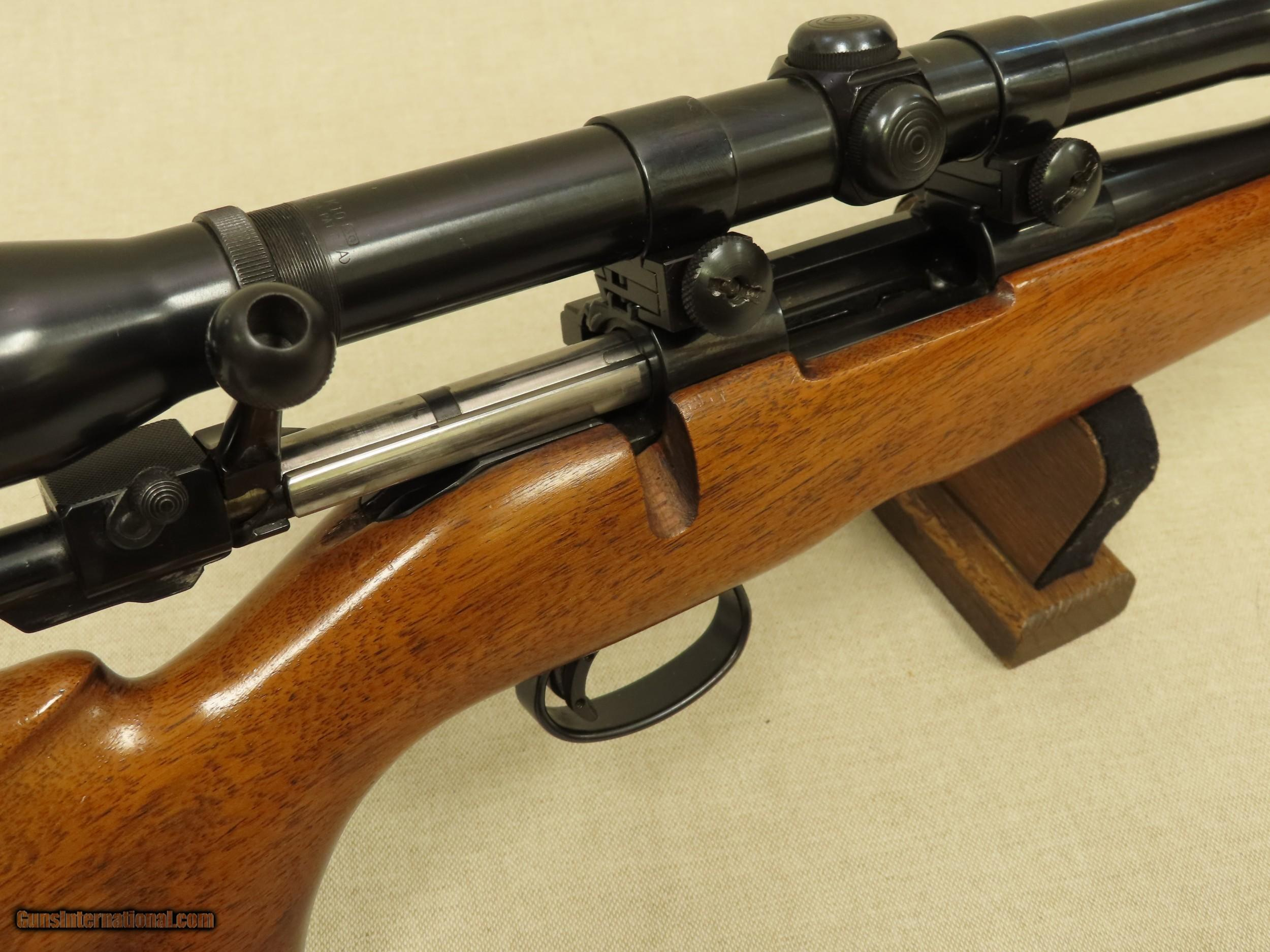 1950's Vintage Sako Pre-Vixen L46 Rifle in  222 Remington in