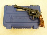 Smith & Wesson Model 17 (K22 masterpiece) Classic, Cal. .22 LR, Like New with Box