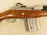 Ruger Mini 14 GB Model, Stainless Steel, Cal. .223, 1987 Vintage - 4 of 18