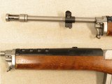 Ruger Mini 14 GB Model, Stainless Steel, Cal. .223, 1987 Vintage - 6 of 18