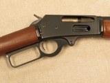 Marlin Model 336 CB Cowboy Rifle, Cal. .38-55 W.C.F., 24 Inch Octagon Barrel, JM Stamped - 5 of 13