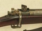 WW2 1943 Vintage U.S. Military Smith Corona Model 1903A3 Rifle in .30-06 Caliber w/ Original M1907 Sling** Very Nice Example ** - 6 of 25
