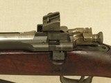 WW2 1943 Vintage U.S. Military Smith Corona Model 1903A3 Rifle in .30-06 Caliber w/ Original M1907 Sling** Very Nice Example ** - 9 of 25