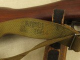 WW2 1943 Vintage Remington Model 1903A3 Rifle in .30-06 Caliber w/ Original WW2 Web Sling