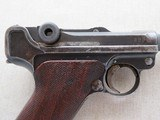 WWI Vintage 1916 Dated DWM P08 Luger 9MM ** All-Matching and Original Except for Mag ** SOLD - 4 of 21