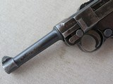 WWI Vintage 1916 Dated DWM P08 Luger 9MM ** All-Matching and Original Except for Mag ** SOLD - 8 of 21