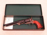 "Colt 2nd Generation Model 1851 Navy, ""C"" Series with Hinged Lid Black Box, .36 Caliber"