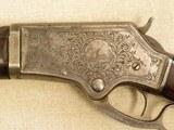Marlin Model 1881, Special Order/Factory Engraved, Cal. 40/60 Marlin - 8 of 20