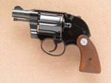 Colt Agent (First Issue), with Factory Hammer Shroud, Cal. .38 Special - 1 of 9
