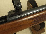 1989 Vintage Remington Model 541-T .22 Rimfire Rifle w/ Redfield Bases & Rings