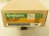 2004 Vintage Remington Model 700 Classic in 8mm Mauser (8x57mm) w/ Original Box, Manual, Etc.