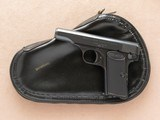 BrowningModel 1910 with Browning Pistol Pouch , Cal. .380 ACP - 9 of 11