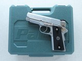 2004 Vintage Para Ordnance LDA Stainless CCO .45 ACP Concealed Carry Pistol w/ Original Box, Manual, Etc.