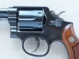 1980's Vintage Smith & Wesson Model 10-7 Military and Police .38 Special Revolver** Nice Clean Original Example ** SOLD - 3 of 25
