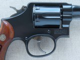 1980's Vintage Smith & Wesson Model 10-7 Military and Police .38 Special Revolver** Nice Clean Original Example ** SOLD - 7 of 25