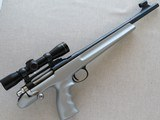 Vintage Remington XP-100 Custom By Fred Sinclair chambered in 7mm I.H.M.S.ASOLD