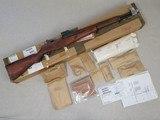 WW2 Korea Era U.S. Springfield M1-D Garand Sniper *** All Correct CMP Papered ANIB W/Accessories***