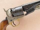 Replica Arms Inc. 1860 Army Colt Replica, Engraved, Cal. .44 Percussion - 3 of 13