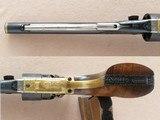 Replica Arms Inc. 1860 Army Colt Replica, Engraved, Cal. .44 Percussion - 7 of 13