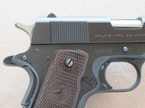 Colt Super 38 Automatic Pistol Government Model Commercial 1911A1 ***4th Model MFG. 1955** SOLD - 8 of 21