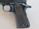 Colt Super 38 Automatic Pistol Government Model Commercial 1911A1 ***4th Model MFG. 1955** SOLD - 2 of 21