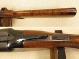 Winchester Model 21, 16 Gauge with 2 Sets of Barrels, 1937 Vintage, Gorgeous Side by Side - 13 of 24