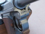 WW1 1918 Dated DWM P-08 Luger Pistol in 9mm Luger Caliber