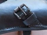 WW1 German Werk Genossenschaft Berlin P-08 Luger Holster Dated 1916** 100% Original and Very Good Condition/ Rare Maker! ** SOLD - 7 of 12