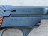 1967 Vintage High Standard Model 106 Military Supermatic Citation .22 LR Semi-Auto Pistol** Pristine & Beautiful High Standard ** - 9 of 25