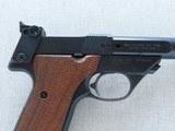 1967 Vintage High Standard Model 106 Military Supermatic Citation .22 LR Semi-Auto Pistol** Pristine & Beautiful High Standard ** - 7 of 25