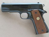Colt Combat Commander Pre-80 Series Cal. 45 A.C.P. **early 1980's vintage** SOLD