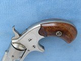Colt Open Top Revolver, Cal. .22 RF, 1875 Vintage - 4 of 10