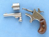 Colt Open Top Revolver, Cal. .22 RF, 1875 Vintage - 10 of 10