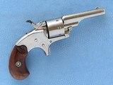 Colt Open Top Revolver, Cal. .22 RF, 1875 Vintage - 9 of 10