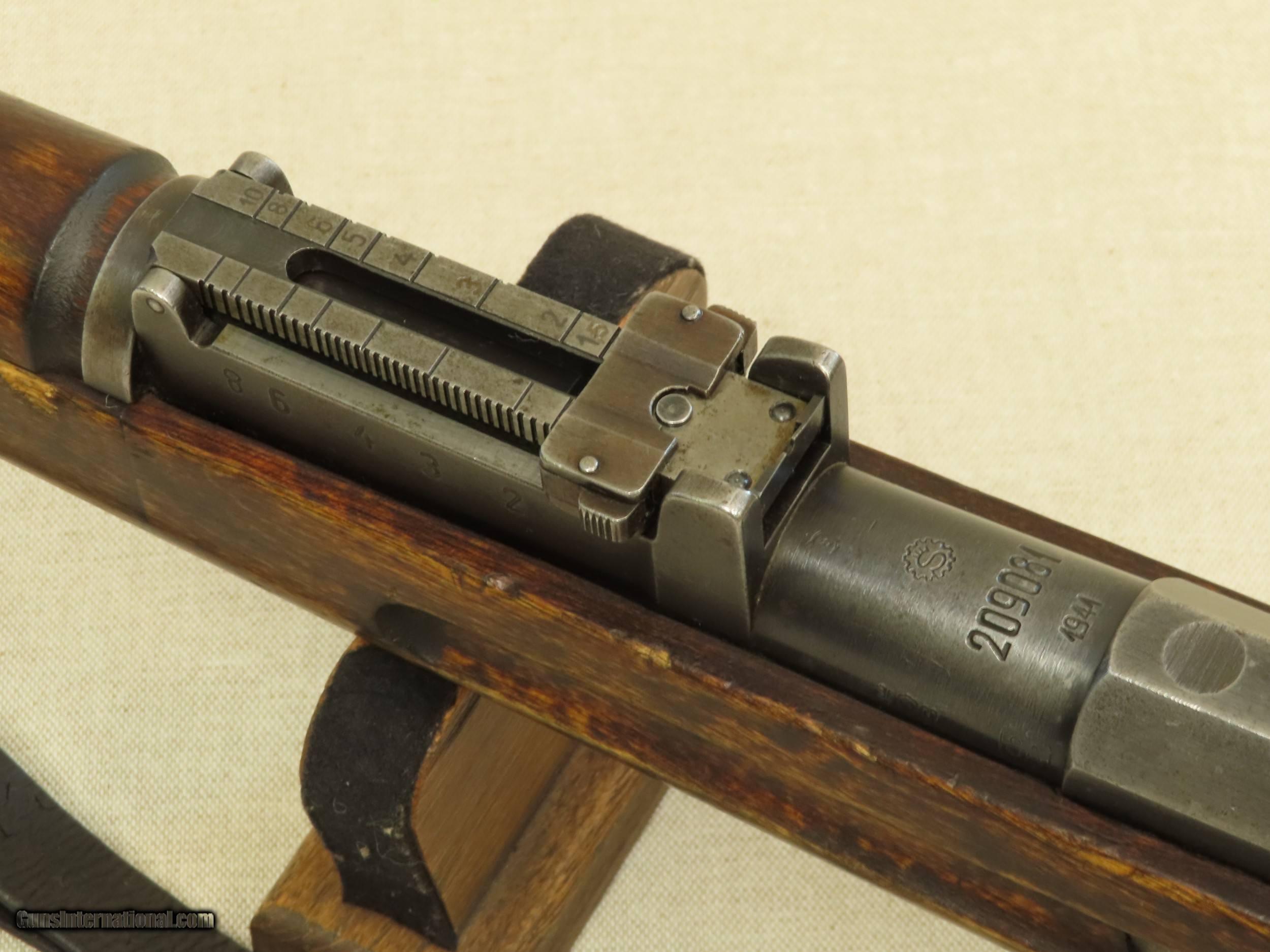 WW2 Vintage 1944 Finnish Military Sako Model 1939 (M39
