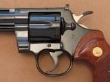 "1981 Vintage Colt Python .357 Magnum Revolver w/ 4"" Inch Barrel** Beautiful Investment Quality Colt ** SOLD - 3 of 25"