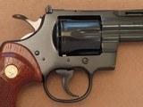 "1981 Vintage Colt Python .357 Magnum Revolver w/ 4"" Inch Barrel** Beautiful Investment Quality Colt ** SOLD - 7 of 25"