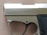 Magnum Research Micro Desert Eagle .380 ACP Pistol in Nickel Teflon Finish w/ Box, Manual, Etc.** Minty Un-fired Pistol! ** SOLD - 8 of 15