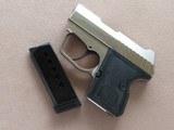 Magnum Research Micro Desert Eagle .380 ACP Pistol in Nickel Teflon Finish w/ Box, Manual, Etc.** Minty Un-fired Pistol! ** SOLD - 11 of 15